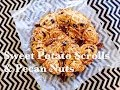 Thanksgiving Recipe for Sweet Potato Scrolls with Pecan Nuts