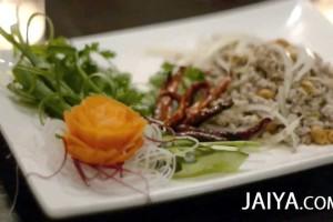 Delicious Thai Food in New York! Jaiya Restaurant!