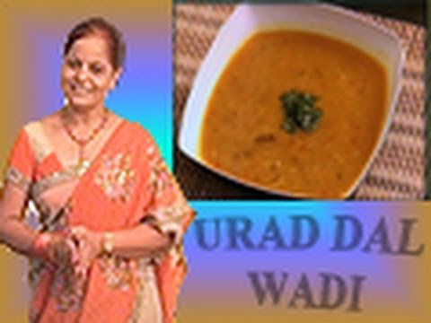 Urad Dal Wadi – Indian Food Recipes