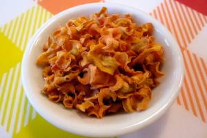 Healthy Snack Recipes: How To Make Carrot Chips – weelicious
