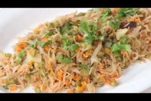 Indian Vegetables Biryani Recipe-Indian Food-Indian Cuisine