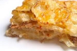 SALMON AND POTATO CASSEROLE – Casserole Recipes