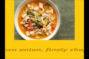 6 Recipes Thai Chicken Soup