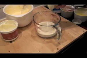 Classic Italian Dishes Video Cooking Guide 001 – Tiramisu