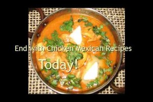 chicken mexican recipes