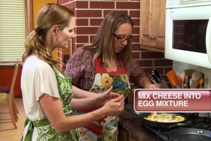 Cooking with Italian Sausage Episode 6: Frittata