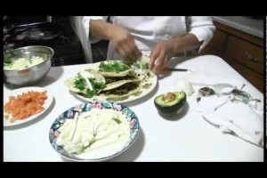 How to cook homemade Mexican beef tacos