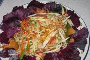 Thai Papaya Salad – Recipes