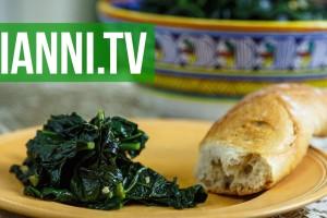Tuscan Black Kale Italian recipe – Vegan, Med, Paleo