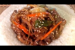 Beef Recipe: How to Make Shredded Sichuan Beef || Delicious Deep Fried  Beef Recipe !!