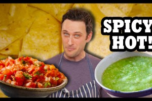 How to Make Salsa That Doesn't Suck! – Food Feeder