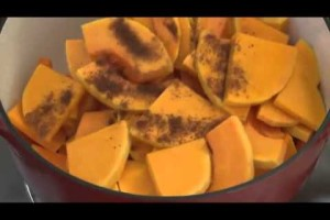 Squash Recipes – How to Make Glazed Butternut Squash