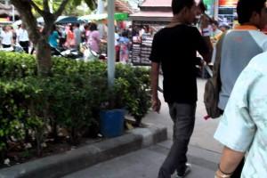 Thailand Food Stalls